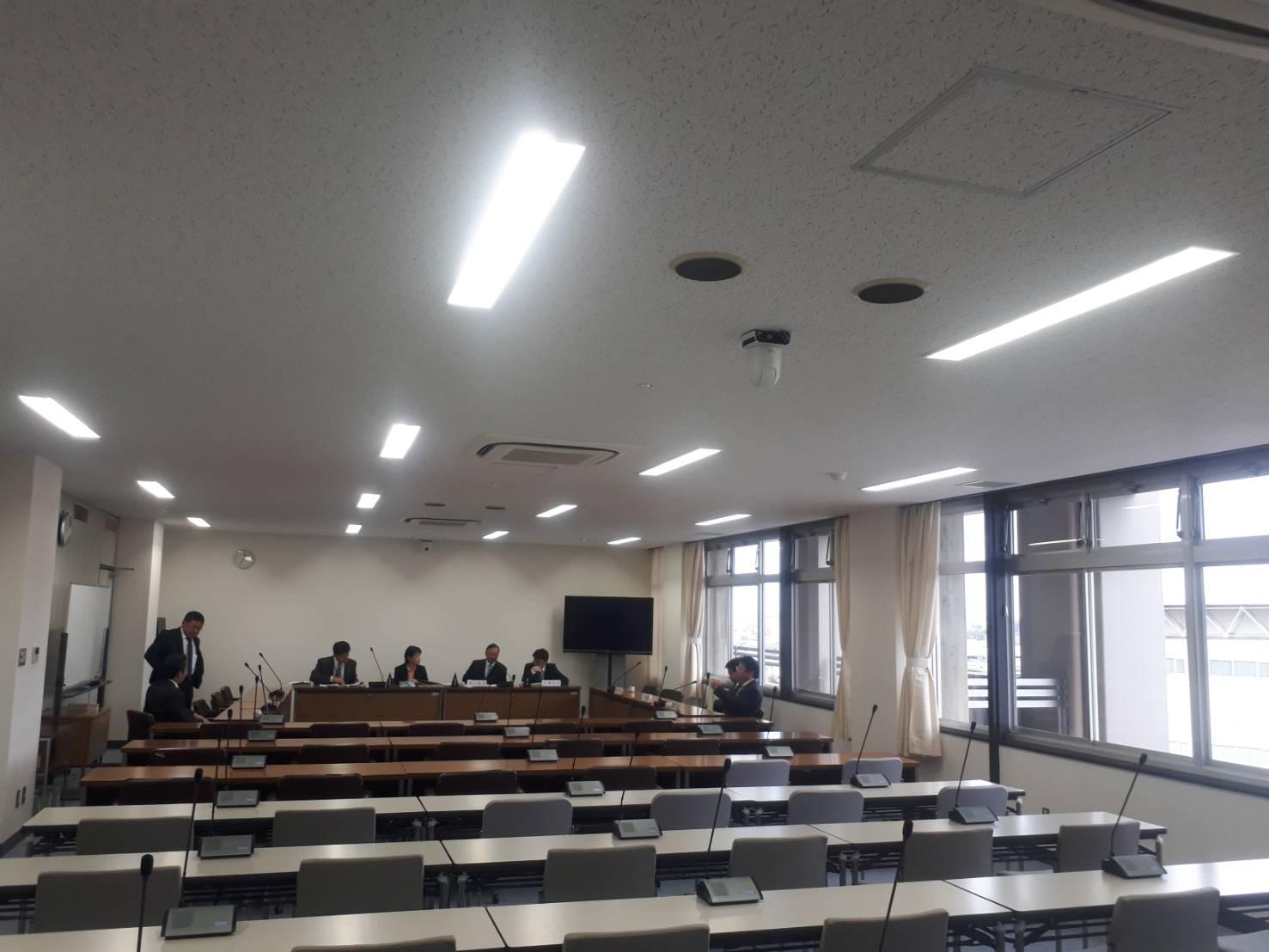 第4回香芝市議会改革調査特別委員会・傍聴