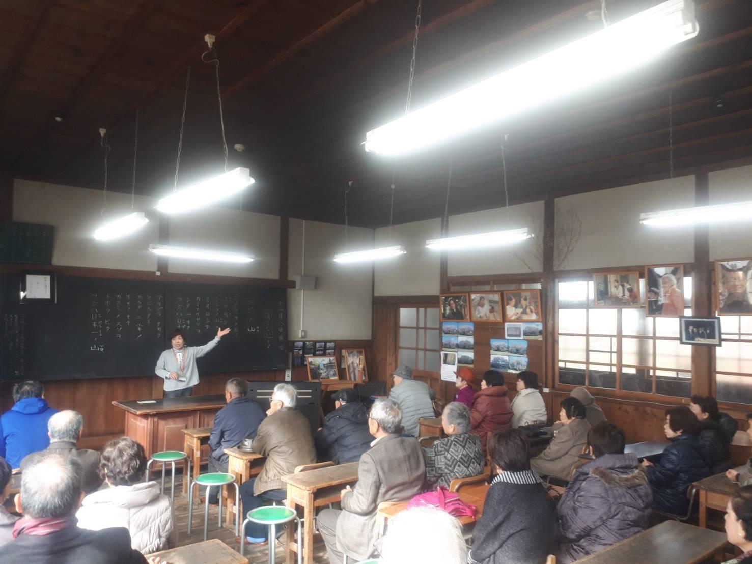 香芝市遺族会・後期平和学習