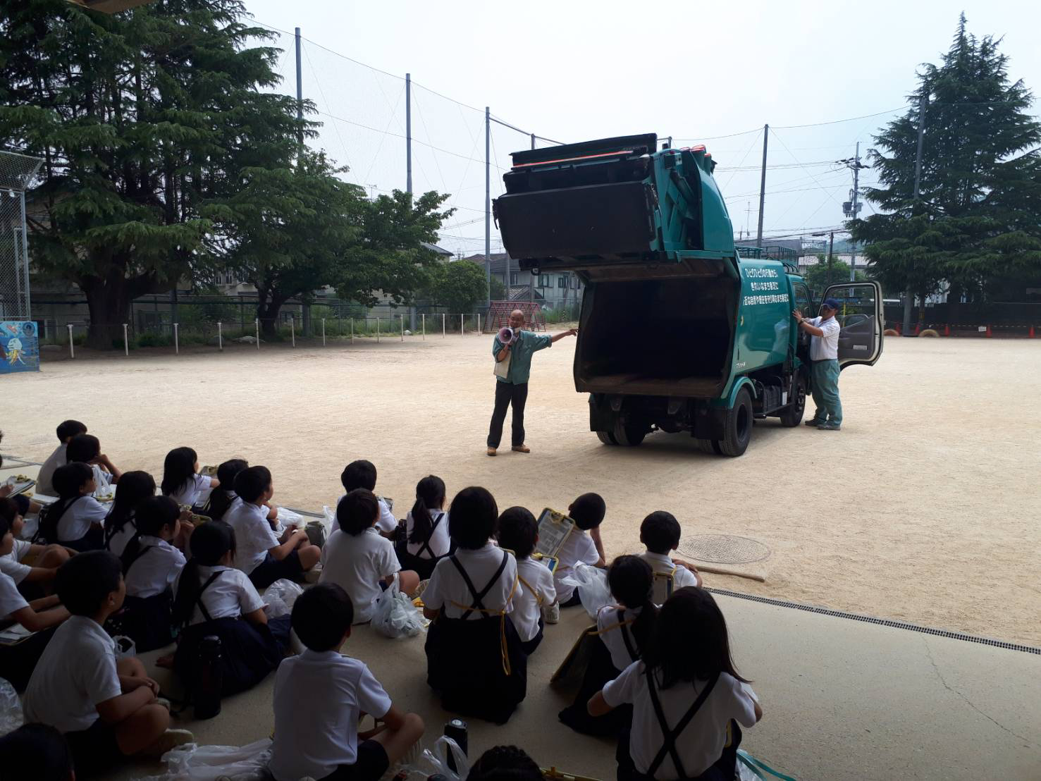 オープンスクール@香芝市立二上小学校
