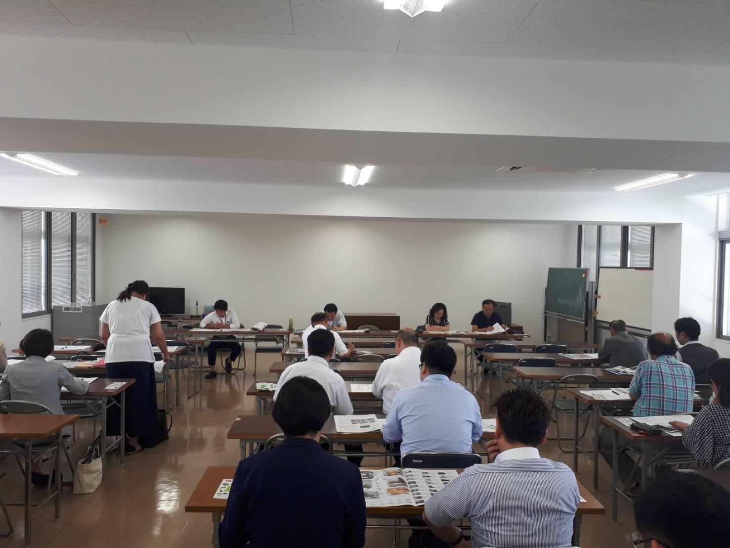 奈良のうまいもの会・定例会@奈良県庁橿原分庁舎