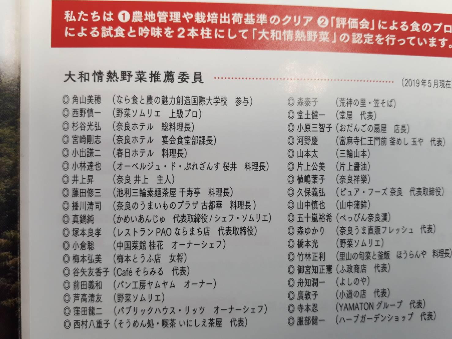 大和情熱野菜・品評会@奈良県庁橿原分庁舎