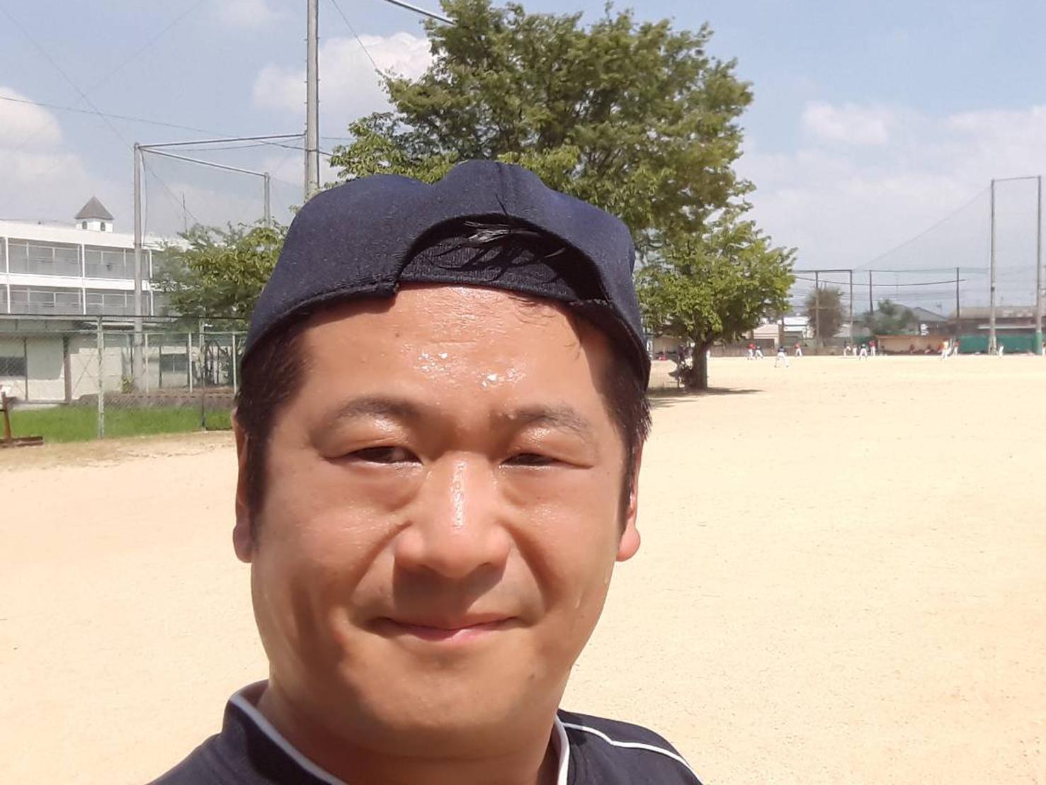 ソフトボール大会・西真美ベアーズ@香芝市健民グラウンド