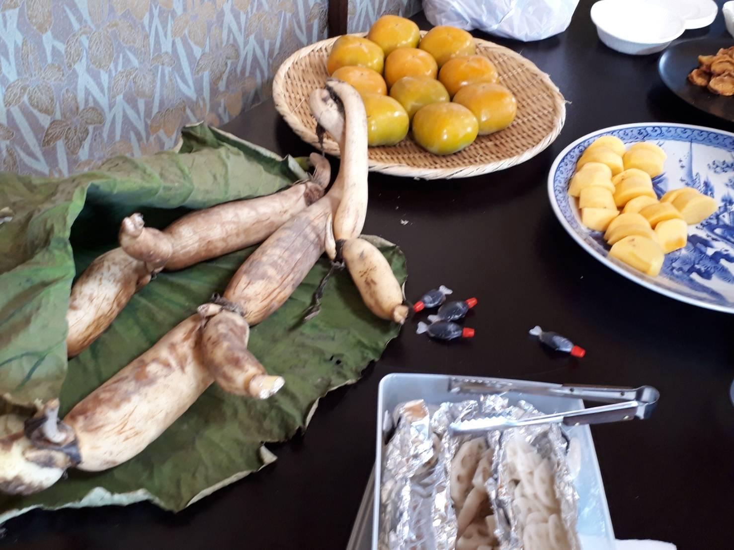 大和情熱野菜・品評会@奈良のうまいもの会