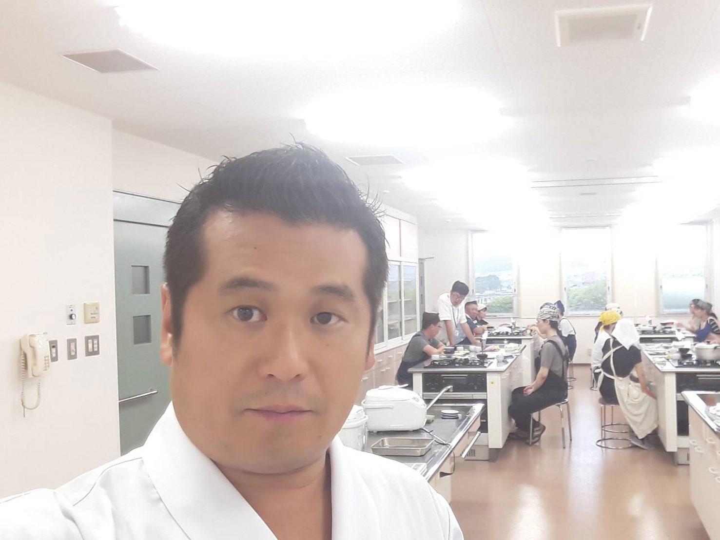 就労準備支援・料理教室@香芝市総合福祉センター2