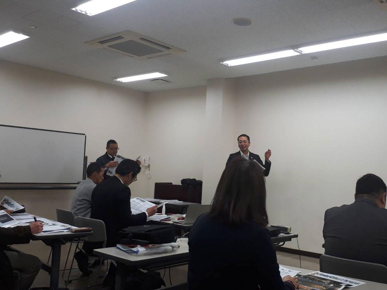 自民党奈良県第2選挙区青年局・勉強会@大和郡山